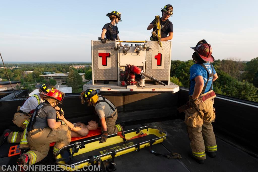 Photos courtesy of Greg Kie, SUNY Canton